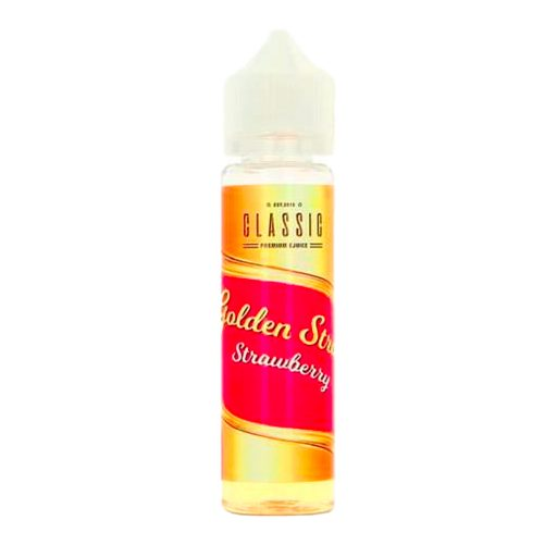 Golden Straw Classic E-Juice